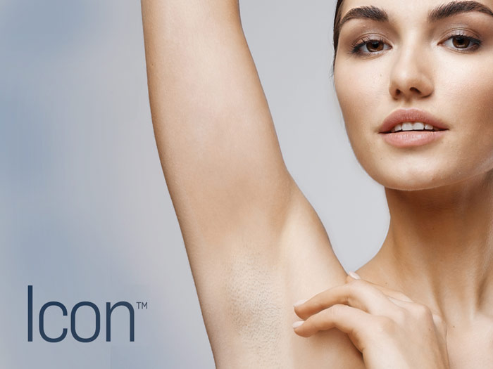 Icon permanent, painless Hair Removal
